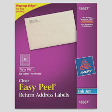 Avery Return Address Labels 11 Per Sheet Template Tagua
