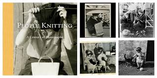 gifts for knitters people knitting a century of photographs