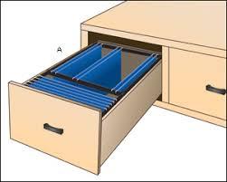 hanging file drawer. Fine Drawer Drawer FileFrame Kits  Woodworking To Hanging File
