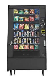 Crane Vending Machine Custom National 48 Snack Machine AM Vending Machine Sales