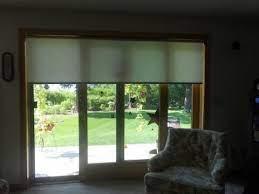 horizontal blinds for sliding glass