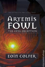 artemis fowl the opal deception hc 2005 hyperion novel 1 rep
