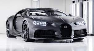 It was also a failure. The 250th Bugatti Chiron Is A Stealthy Black Carbon Fiber Beast Carscoops