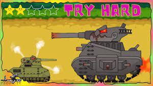 Chơi game bắn xe tăng Quái vật - Leviathan Vs Monster Slayer #7   Phim hoạt  hình về xe tăng