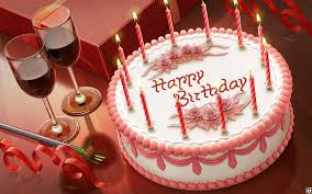 Top 100 Happy Birthday Cake Wallpapers