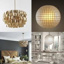 home dazzling west elm capiz 24 glamorous chandelier rectangular 6 exciting for lighting design with west