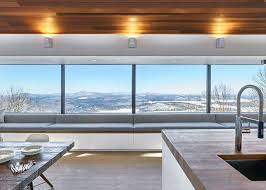 ski chalet furniture. 3 Of 9; Laurentian Ski Chalet In Quebec, Canada By Robitaille Curtis Architecture Furniture D