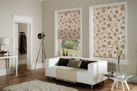living room curtains roman style 3