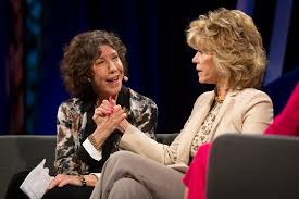Fonda and Tomlin speak out on fair wages for restaurant workers ...