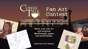 Coffee talk is a game that has you brewing up various beverages for your customers. Coffee Talk Fan Art Contest Toge Productions