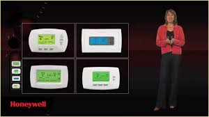 7 day programmable thermostat rth7600d honeywell honeywell explains programmable thermostat