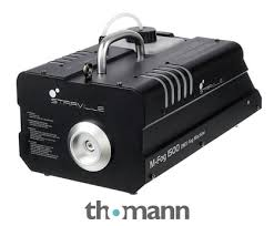 Stairville M-Fog 1500 DMX Fog Machine – Thomann UK