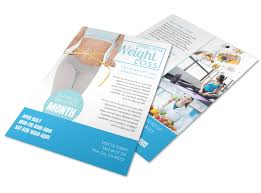 Now Open Flyer Template Now Open Weight Loss Flyer Template
