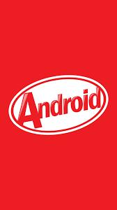 android kitkat 4 4 2 logo wallpaper