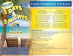 boracay ocean club family barkada package