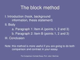 the comparison contrast essay conclusion<br > 5 the comparison contrast essay