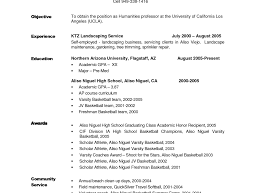 Usajobs Resume Example Examples Of Resumes