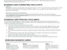 Resume Service Best Office Depot Resume Printing Resume On Paper Office Depot Templates