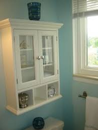 bathroom cabinets over toilet. Cabinet Above Toilet In Spa Inspired Bathroom Cabinets Over T