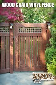 this terrific illusions vinyl fence custom vwg5215sq46 gate with 78 illusions vinyl fence dealers i6