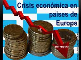 Resultado de imagen de Europa en crisis