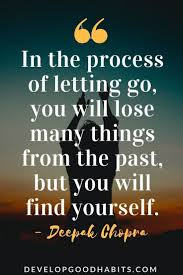 Letting Yourself Go Quotes Best of Letting Go Quotes 24 Quotes About Letting Go And Moving On