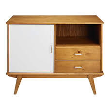 Tall Sideboard pine 1door 2drawer tall sideboard paulette maisons du monde 3652 by xevi.us