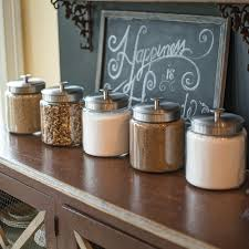 anchor hocking montana glass jar with airtight lid brushed metal 1 5 gallon 2