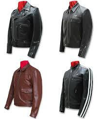 the best men s lewis leathers biker jackets