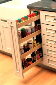 Rubbermaid Coated Wire In Cabinet Spice Rack Kitchen Fetching Cabinet Door Spice Racks Pull Out Rack Drawer 36