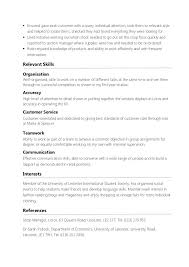 Part Time Job Resume Sample For Students Doc Making Resume For First ...