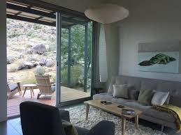 dramatic sliding doors separate. Architectual Guest House, Dramatic Desert Landscape, Close To Town \u0026 Park Sliding Doors Separate