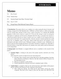 Memo Report Sample Memo Term Paper Example Essay Sample Of An Office All E2 80