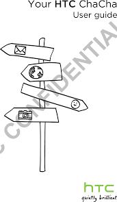 Ph06130 Smartphone User Manual 1 Of 2 Htc