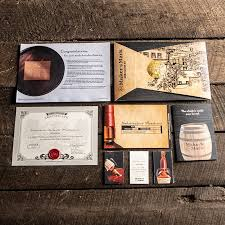 sle ambador wele kit on a wood table