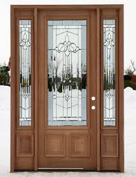 entry door with sidelight doors sidelights glass inserts