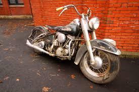 1955 harley davidson panhead fl hydra glide for sale