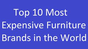 top 10 furniture brands. Top 10 Furniture Brands S