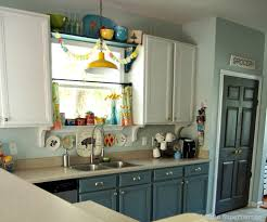 Salvage Kitchen Cabinets Painted Kitchen Makeover 2 Little Supeheroes2 Little Supeheroes