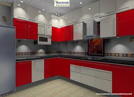 Modular Kitchen Cabinets India U Shaped Modular Kitchen Photos India House Decor