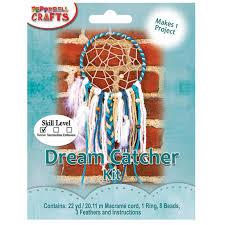 Dream Catcher Making Supplies Pepperell Crafts Dream Catcher Kit Dreamcatcher Supplies Basic 96