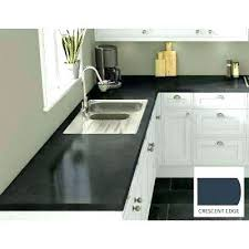 e the home depot kitchen black custom crescent edge painted cleaning can i paint formica countertops