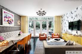 Living Room Bright Colors Bright Colorful Living Room Paint Ideas