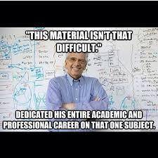 professor | Math FUNNY via Relatably.com