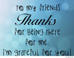 Nice Friendship Quotes With Images I Am Greatful For You Nice