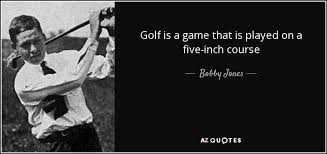 Golf Quotes Interesting TOP 48 MOTIVATIONAL GOLF QUOTES AZ Quotes