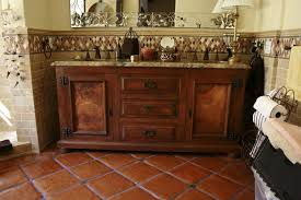 custom spanish style furniture. Custom Made Mesquite Vanity Spanish Style Furniture D