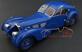 This italian creation is one of the legends of motor cars and also one of the. Cmc M083 Bugatti T57 Atlantic Sc I Cmc Modelcarshop De