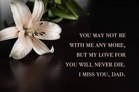 40 Miss You Dad Quotes Poems And Messages Shutterfly