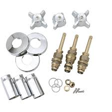 Amazon.com: BrassCraft SK0336 Tub and Shower Faucet Rebuild Kit ...